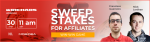 Sweepstakes Vertical Overview + FREE Webinar